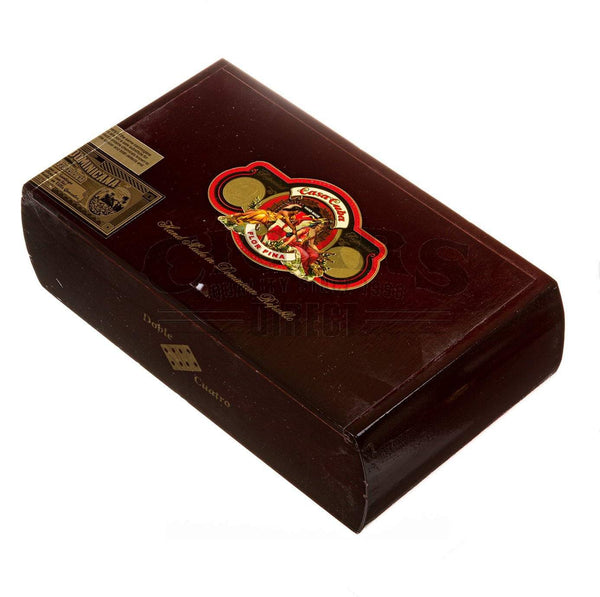 Load image into Gallery viewer, Arturo Fuente Casa Cuba Doble Cuatro Robusto Gordo Box Closed