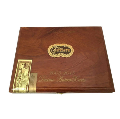 Arturo Fuente Casa Fuente 10Th Anniversary Box Closed