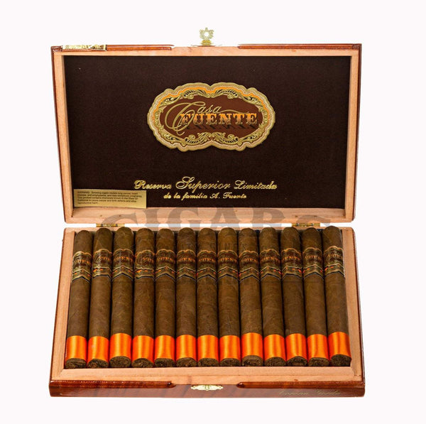 Load image into Gallery viewer, Arturo Fuente Casa Fuente Corona Gorda Box Open
