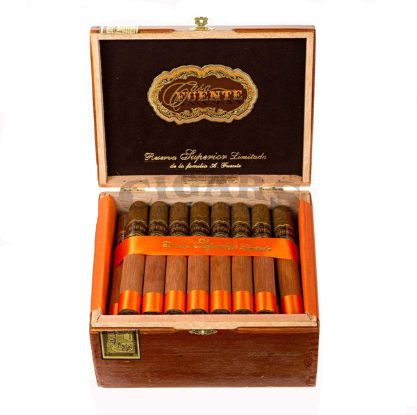 Load image into Gallery viewer, Arturo Fuente Casa Fuente Double Robusto Box Open