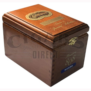 Arturo Fuente Casa Fuente Series 5 Maduro 808 Toro Box Closed