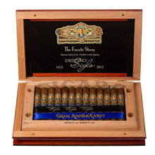 Load image into Gallery viewer, Arturo Fuente Don Arturo Gran Aniverxario Siglo De Amistad Open Box