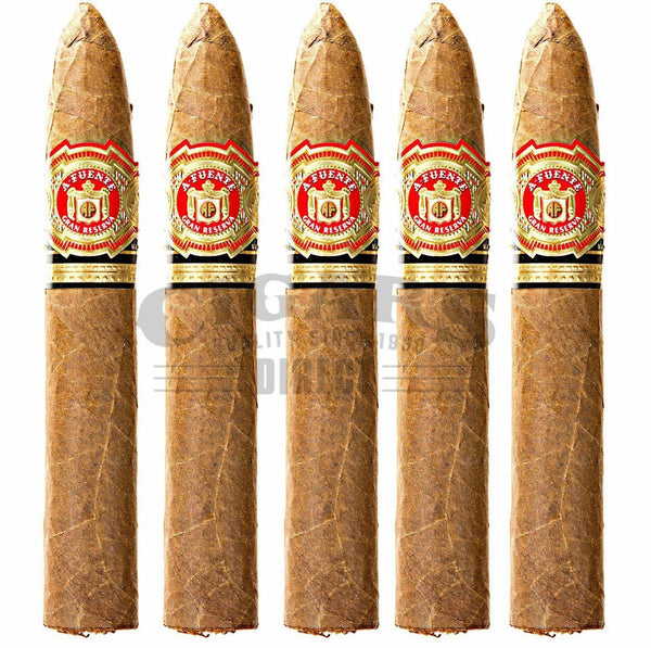 Load image into Gallery viewer, Arturo Fuente Don Carlos Belicoso 5 Pack
