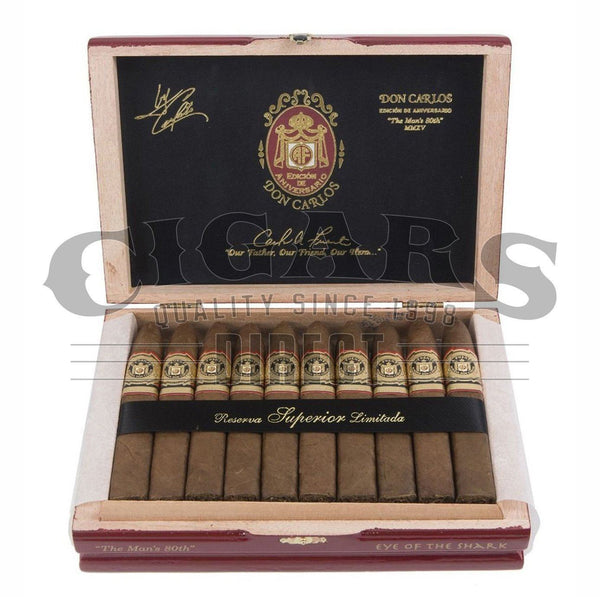Load image into Gallery viewer, Arturo Fuente Don Carlos Eye Of The Shark Open Box
