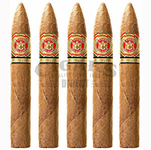 Arturo Fuente Don Carlos No 2 5 Pack