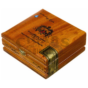Arturo Fuente Don Carlos No 3 Box Closed