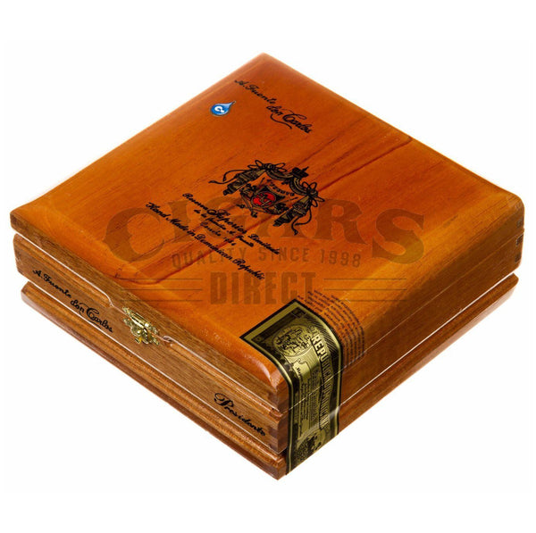 Load image into Gallery viewer, Arturo Fuente Don Carlos Presidente Box Closed
