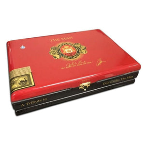Arturo Fuente Don Carlos The Man And Legend Box Closed