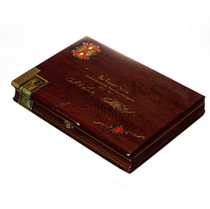 Arturo Fuente Forbidden X Torch Bearer 2012 Box Closed