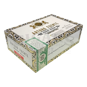 Arturo Fuente Gran Reserva Brevas Royale Natural Box Closed