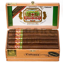 Load image into Gallery viewer, Arturo Fuente Gran Reserva Canones Natural Box Open