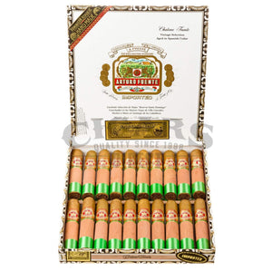 Arturo Fuente Gran Reserva Chateau Natural Box Open