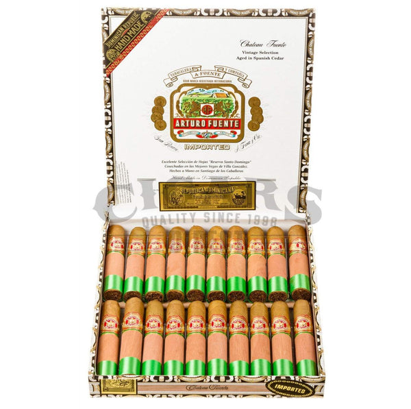 Load image into Gallery viewer, Arturo Fuente Gran Reserva Chateau Natural Box Open