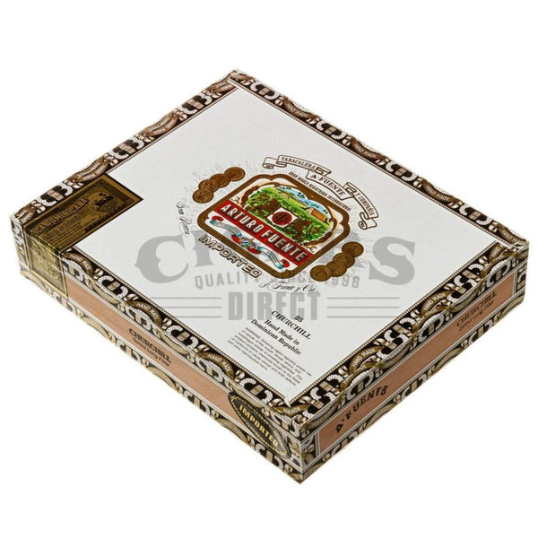 Load image into Gallery viewer, Arturo Fuente Gran Reserva Churchill Maduro Box Closed