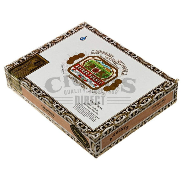 Load image into Gallery viewer, Arturo Fuente Gran Reserva Churchill Natural Box Closed