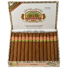 Load image into Gallery viewer, Arturo Fuente Gran Reserva Churchill Natural Box Open