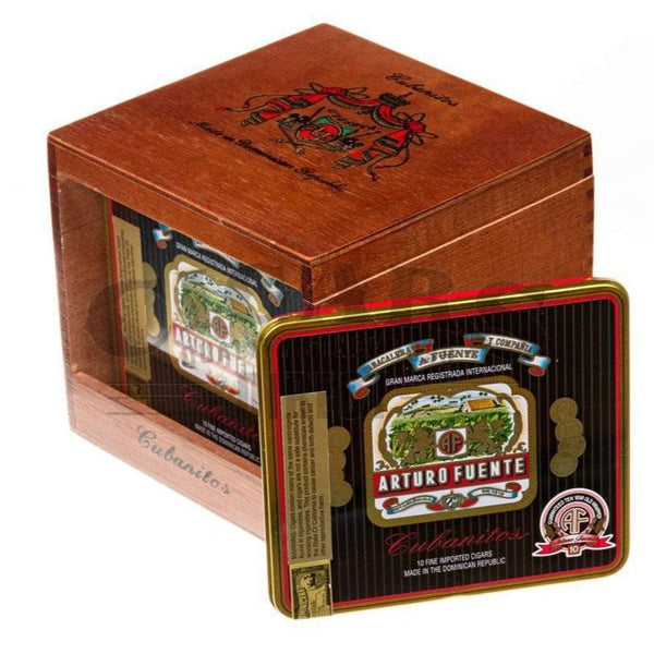 Load image into Gallery viewer, Arturo Fuente Gran Reserva Cubanitos Box Closed
