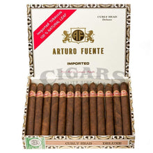 Load image into Gallery viewer, Arturo Fuente Gran Reserva Curly Head Deluxe Maduro Box Open