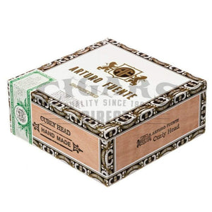 Arturo Fuente Gran Reserva Curly Head Natural Box Closed