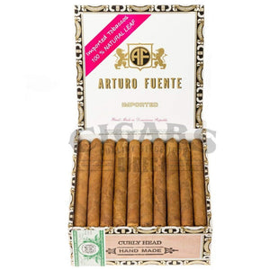 Arturo Fuente Gran Reserva Curly Head Natural Box Open