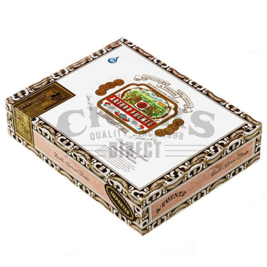 Arturo Fuente Gran Reserva Double Chateau Natural Box Closed