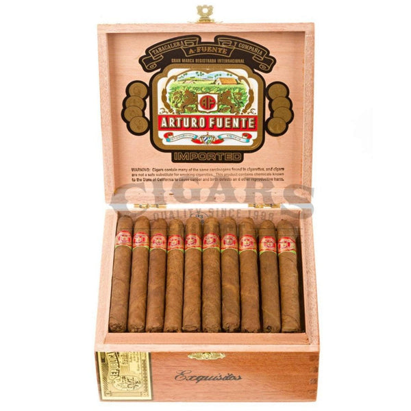 Load image into Gallery viewer, Arturo Fuente Gran Reserva Exquisitos Natural Box Open