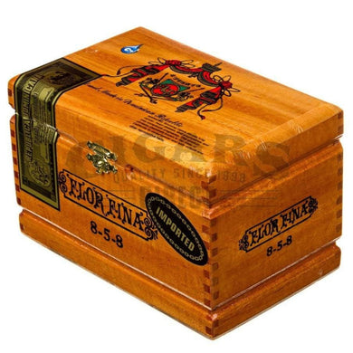 Arturo Fuente Gran Reserva Flor Fina 858 Natural Box Closed