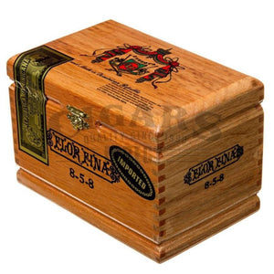 Arturo Fuente Gran Reserva Flor Fina 858 Sungrown Box Closed