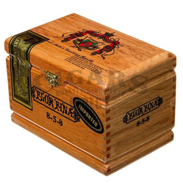 Load image into Gallery viewer, Arturo Fuente Gran Reserva Flor Fina 858 Sungrown Box Closed