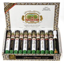 Load image into Gallery viewer, Arturo Fuente Gran Reserva King T Tubos Box Open