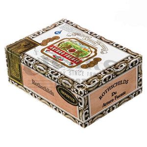 Arturo Fuente Gran Reserva Rothschild Natural Box Closed