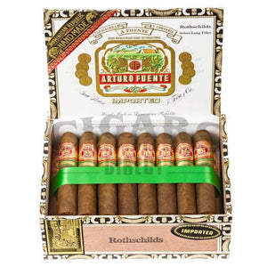 Arturo Fuente Gran Reserva Rothschild Natural Box Open