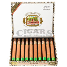 Load image into Gallery viewer, Arturo Fuente Gran Reserva Royal Salute Maduro Box Open