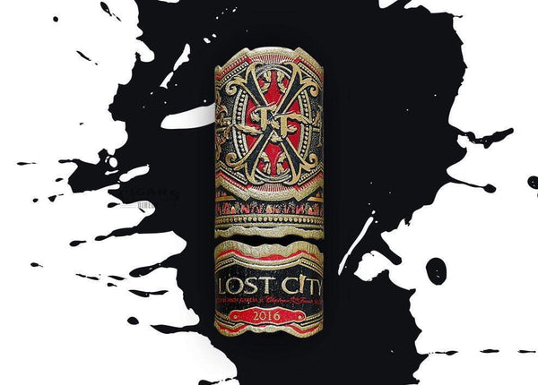 Load image into Gallery viewer, Arturo Fuente Lost City Double Robusto Box Open