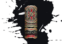 Load image into Gallery viewer, Arturo Fuente Lost City Robusto Box Open
