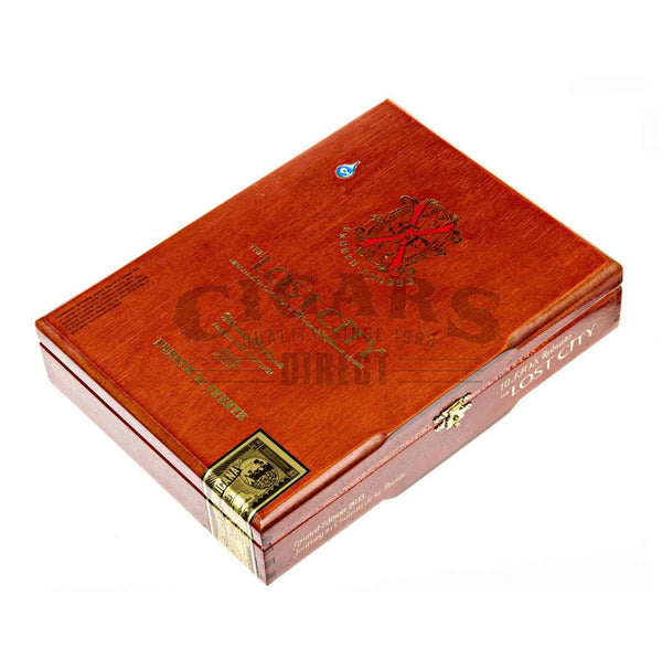 Load image into Gallery viewer, Arturo Fuente Lost City Robusto Box Closed