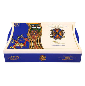Arturo Fuente Opus X 20 Years Believe Box Closed