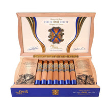 Load image into Gallery viewer, Arturo Fuente Opus X 20 Years Gods Whisper Box Open