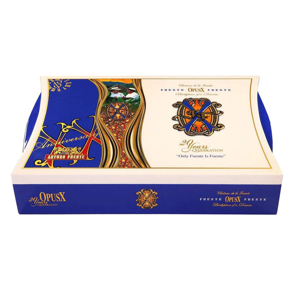 Load image into Gallery viewer, Arturo Fuente Opus X 20 Years Power Of The Dream Box Closed