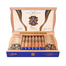 Load image into Gallery viewer, Arturo Fuente Opus X 20 Years Power Of The Dream Box Open