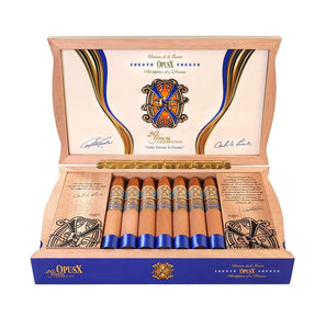 Arturo Fuente Opus X 20 Years Power Of The Dream Box Open