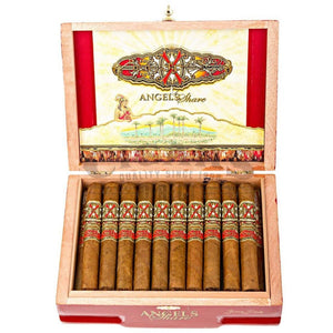 Arturo Fuente Opus X Angels Share Fuente Fuente Box Open