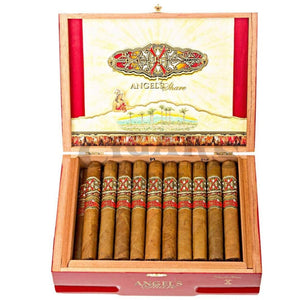 Arturo Fuente Opus X Angels Share Perfecxion X Box Open