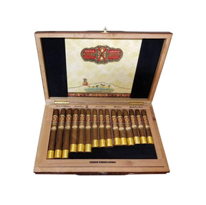 Arturo Fuente Opus X Destino Al Siglo Natural Collection Box Open