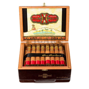 Arturo Fuente Opus X Double Robusto Box Open