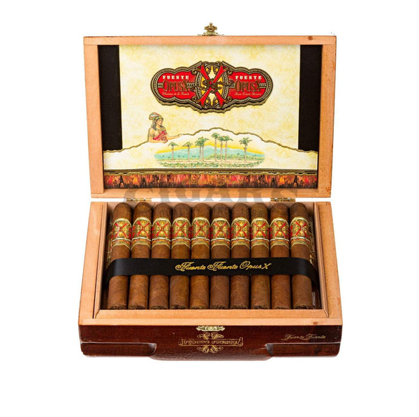 Load image into Gallery viewer, Arturo Fuente Opus X Fuente Fuente Box Open