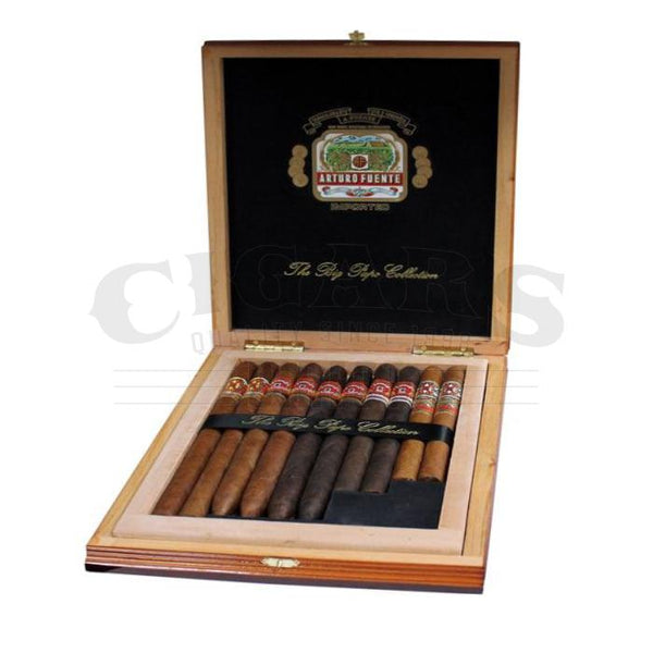 Load image into Gallery viewer, Arturo Fuente Opus X Limited Edition The Big Papo Collection Box Open