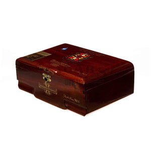 Arturo Fuente Opus X Perfecxion No.5 Box Closed