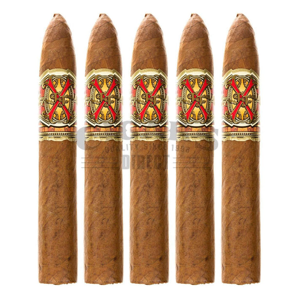 Load image into Gallery viewer, Arturo Fuente Opus X Super Belicoso 5 Pack