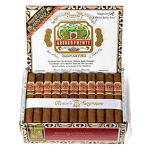 Load image into Gallery viewer, Arturo Fuente Rosado Sungrown Magnum R Vitola 44 Box Open